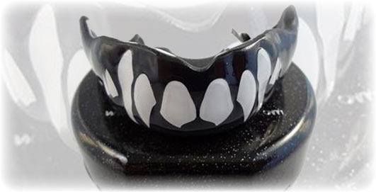 Custom Made Mouthguard Examples
