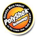 PolyShok Material for Mouthguards